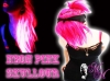 Neon Pink Hair dye BLACK FRIDAY & CYBER MONDAY SPECIAL