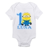 Minion birthday- add age and name